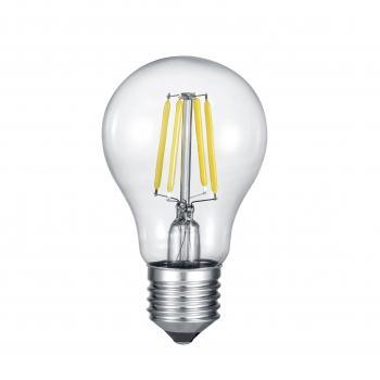 6,5 W LED 2.7-6.5K CRI80 E27 CCT DIM WiZ-app