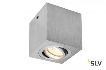 TRILEDO square Deckenspot 1xGU10  8,5x8,5cm