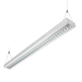 ODIN II hochwertige Pendelleuchte 150cm 2-fl. BAP vorverdrahtet für LED Röhren