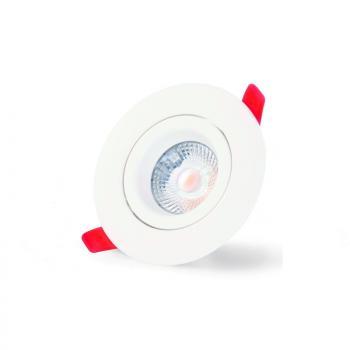 CIRCLEmini LED Einbauspot CRI92 2700K Ø94mm