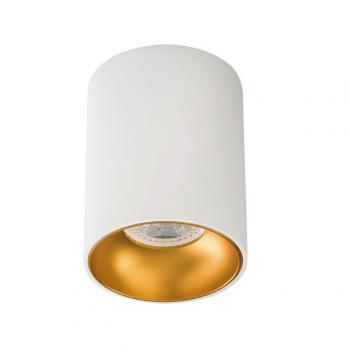 RITI Deckenspot 1xGU10 Ø8,5cm H11cm gold