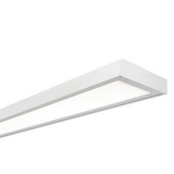 LED PANEL 48W UGR19 Deckenleuchte 5.500K CRI97 120x15cm