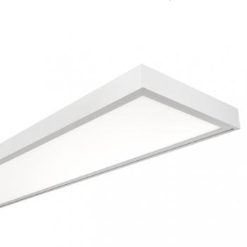 LED PANEL 48W UGR19 Deckenleuchte 5.500K CRI97 120x30cm