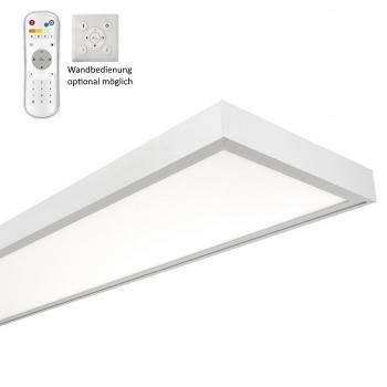 LED CCT DIM 48W UGR19 Deckenleuchte 3K-5.7K CRI95 120x30cm