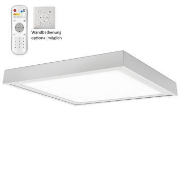 LED CCT DIM 48W Deckenleuchte 3K-5.7K CRI95 62x62cm