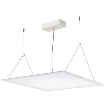LED PANEL 48W UGR19 Pendelleuchte 5.500K CRI97 62x62cm