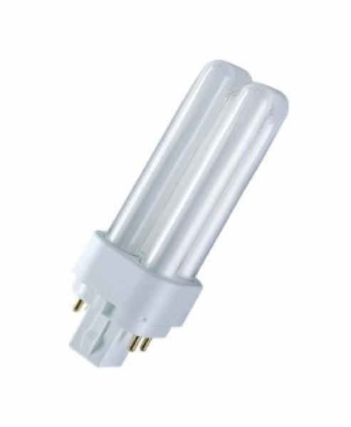 26 W True-Light Kompakt CFL-D G24q-3 CRI96 5.5K 1.300lm